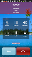 Screenshot of SessionChat VoIP SIP Softphone