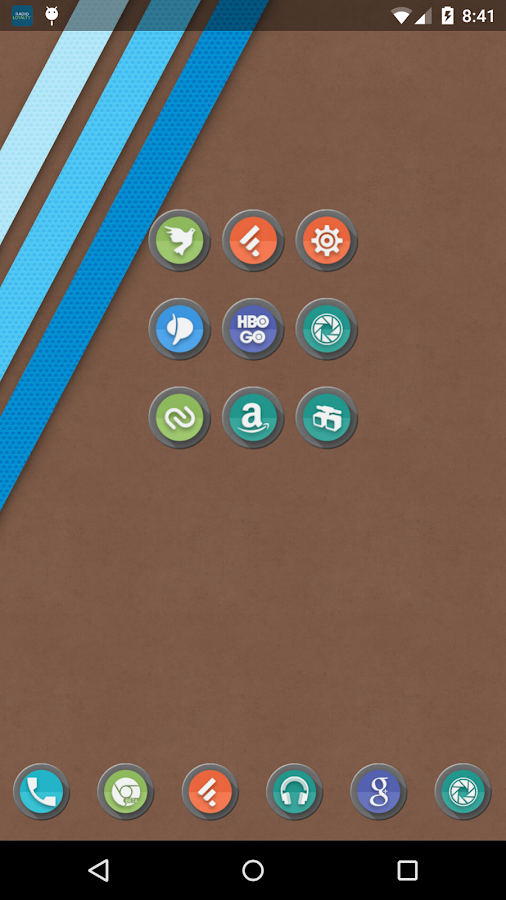 Meld HD Icon Pack Screenshot 7