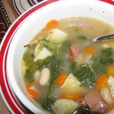 Potato and Kale Soup