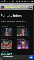 Screenshot of Tutto made in sud
