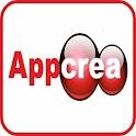 Appcrea icon