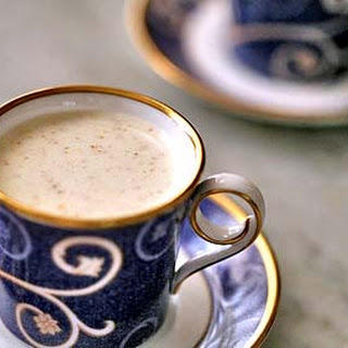 Hot Eggnog Alcoholic Drink Recipes