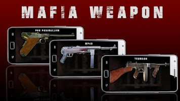 Screenshot of Mafia Weapon Simulator