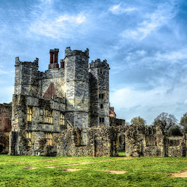 titchfield abbey by Nick Wastie - Buildings & Architecture Public & Historical