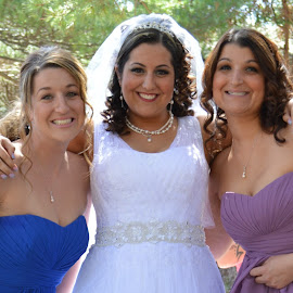 MY BABIES...NOW BEAUTIFUL WOMEN by Rhonda Rossi - People Family (  )