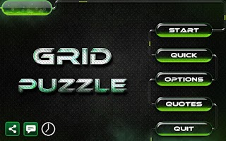 Screenshot of Grid Puzzle - Picross w/o Pics