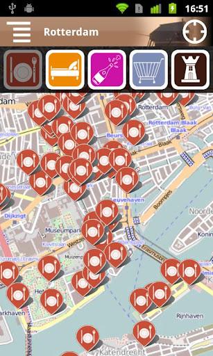 【免費旅遊App】Rotterdam-APP點子