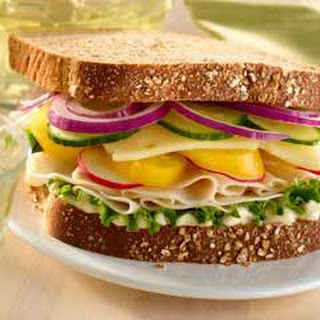 Deli Meat Sandwich Recipes