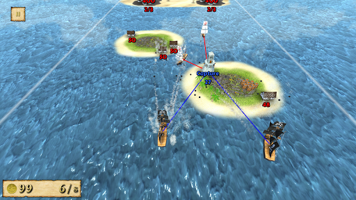 Pirates! Showdown Premium - screenshot