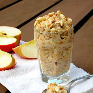 Applesauce Overnight Oatmeal