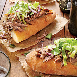 Four-Ingredient Slow-Cooker Pot Roast