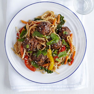 Stir Fry Meatballs Recipes
