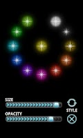 Screenshot of NeonCamera for Android