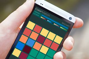 Screenshot of 2048 Color Match