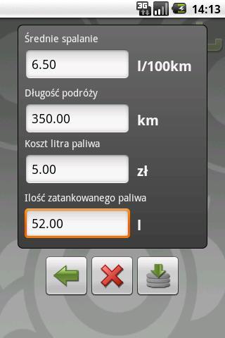 【免費財經App】PaliKalk - Kalkulator paliwowy-APP點子