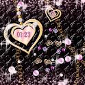 Glitter Chain LiveWallpaper icon