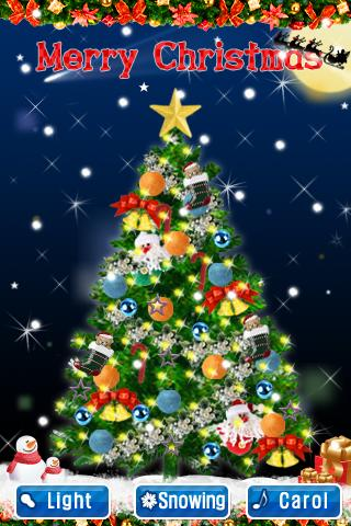 【免費生活App】ChristmasTree Live-APP點子