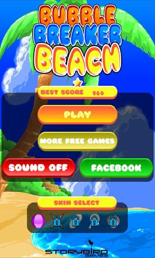 Bubble Breaker Beach
