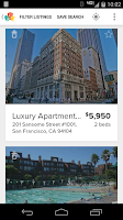 Screenshot of HotPads Apartments & Rentals