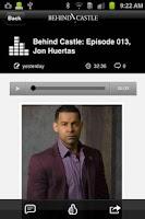 Screenshot of Castle TV App - Behind Castle