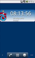 Screenshot of Trabzonspor Digital Saat
