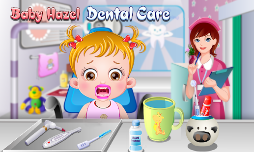 Baby Hazel Doctor Games - screenshot