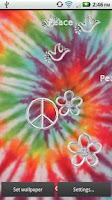 Screenshot of Tie Dye Complete Theme