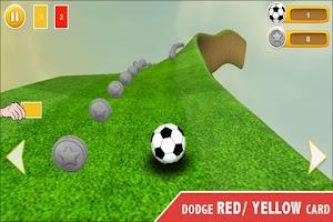 Screenshot of Goal Roll 3D (Fun Ball)