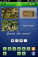 Screenshot of 4 Pics 1 Word - New Word Game