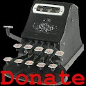 Adding Machine Donate Key icon