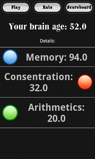 【免費解謎App】腦年齡遊戲-APP點子