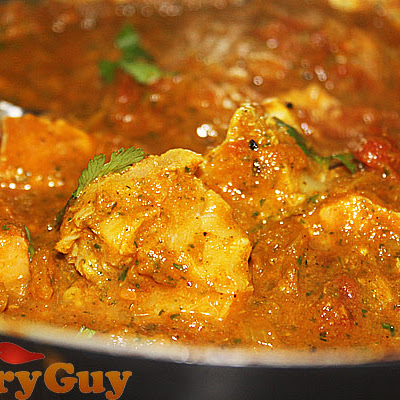 Indian Restaurant Food At Its Best – Fish Balti