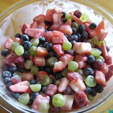Fruit Salad in Seconds