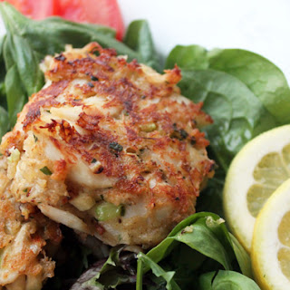 Cook Protein-Packed Crab Cakes