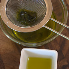 Mint Infused Olive oil