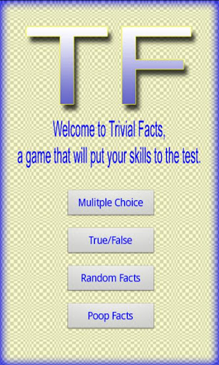 Trivial Facts