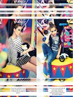 Screenshot of U Magazine Lebanon