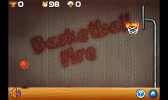 Screenshot of Street Basketball Shot