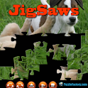 Puppy Jigsaw Puzzle 800x600 icon