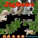 Puppy Jigsaw Puzzle 800x600 icon