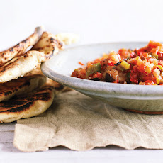 Tunisian Vegetable Salsa