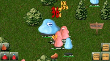 Screenshot of Ragnaroth RPG Free
