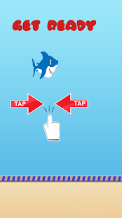 Flappy Jaws - screenshot