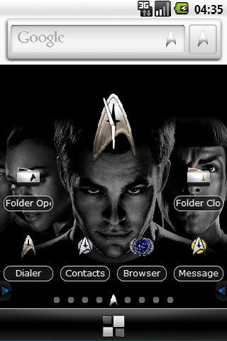 Star Trek Theme donate