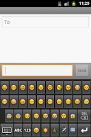 Screenshot of KeyboardApp
