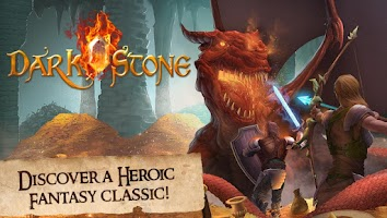 Screenshot of DARKSTONE