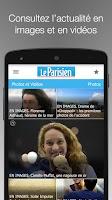 Screenshot of Le Parisien - Info France