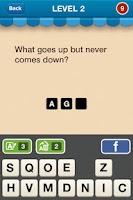 Screenshot of Hi Guess the Riddle