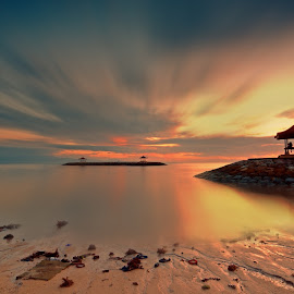 my morning by Arek Embongan - Landscapes Sunsets & Sunrises