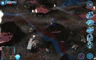Screenshot of Z Steel Soldiers